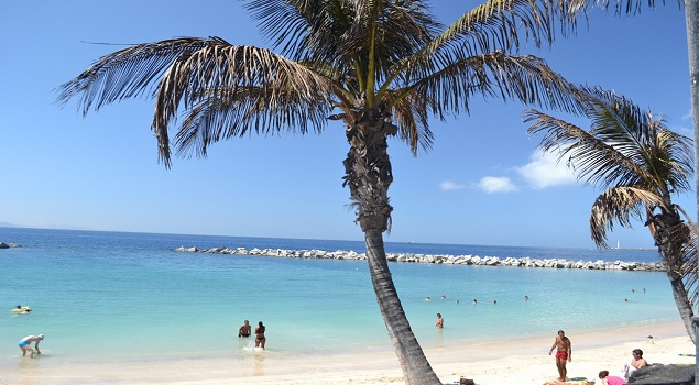 Playa Flamingo Lanzarote