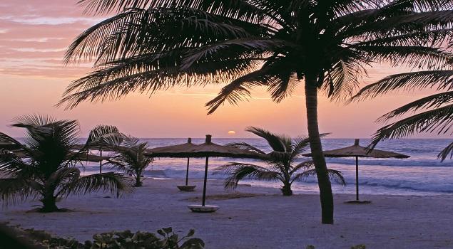 Strand Gambia