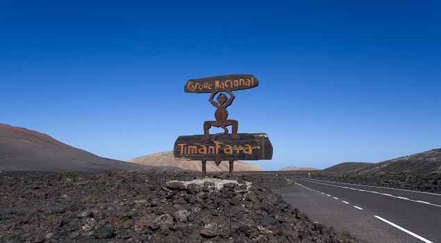 Nationaal Park Timanfaya