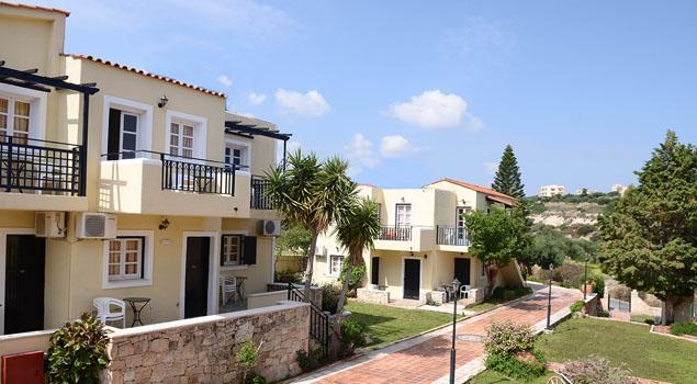 Appartementen bij Porto Village