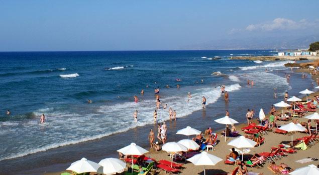 Strand van Chersonissos