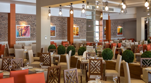 Buffetrestaurant Grand Park Lara