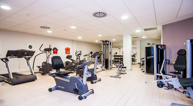 Fitnesscentrum