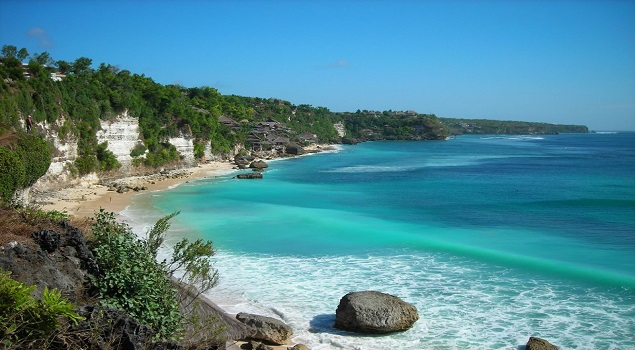 Padangbai Blue Lagoon