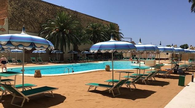 Zwembad Hopps Hotel