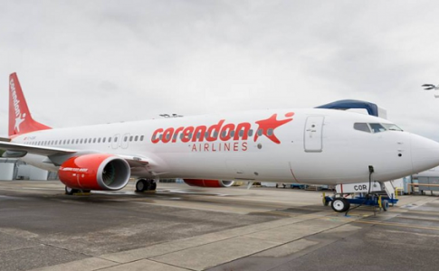 Nieuw vliegtuig CAI