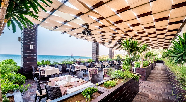 Restaurant Vuni Palace