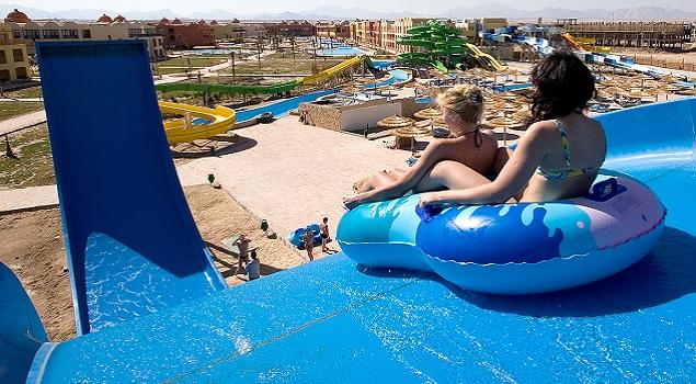 Aquapark Titanic beach