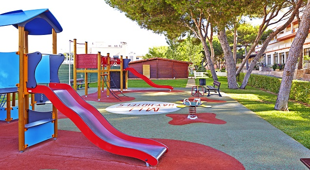 Club Palma Bay - speeltuin
