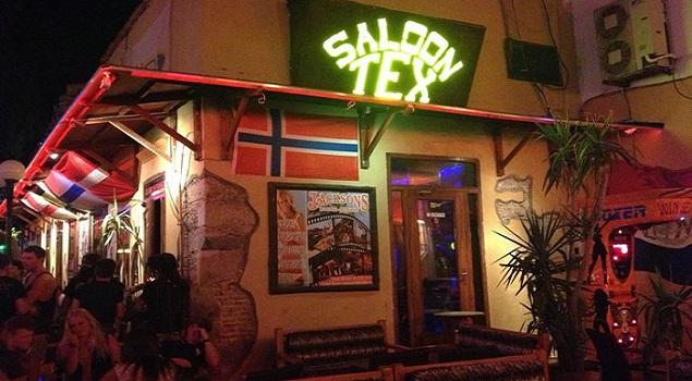 Saloon Tex