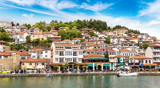 Ohrid Stad