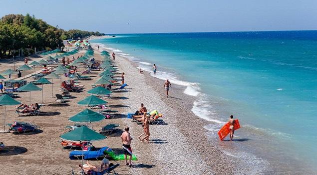 Strand Ilyssos