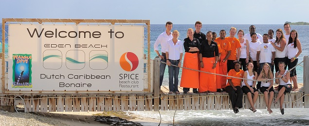 Team Eden Beach