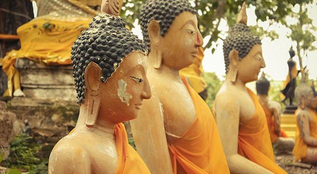 Thailand cultuur