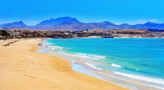 Canarische Eilanden in maart