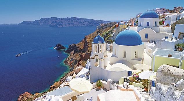 Griekse huisjes