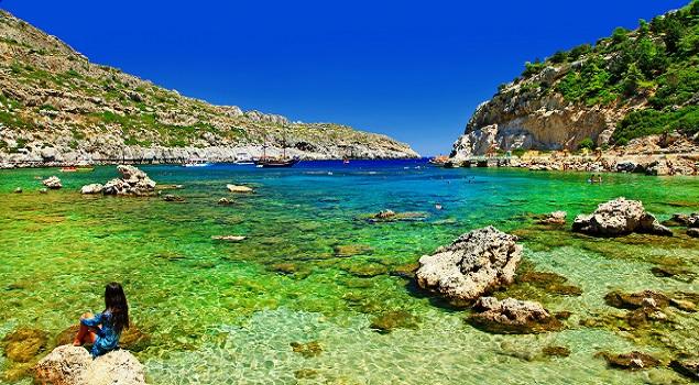 Griekenland- zee