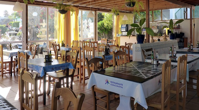 Restaurant Guacimeta Lanzarote