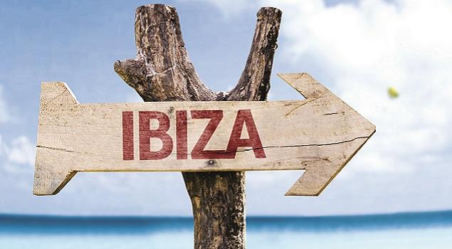 Naar Ibiza