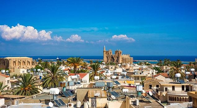 Cyprus stadszicht