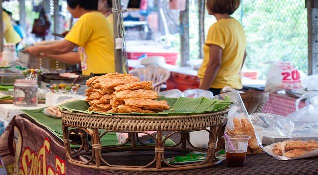 Drijvende markt