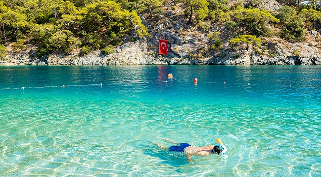 Snorkelen Turkije