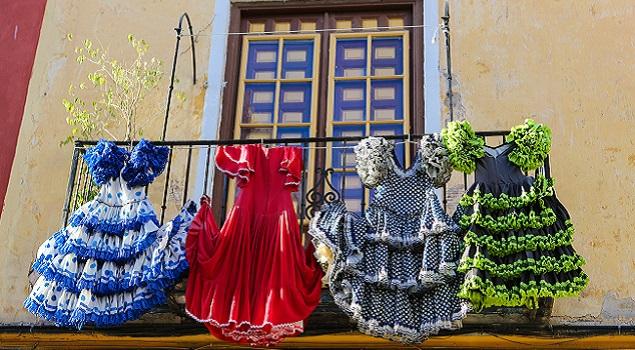 Spaanse jurken