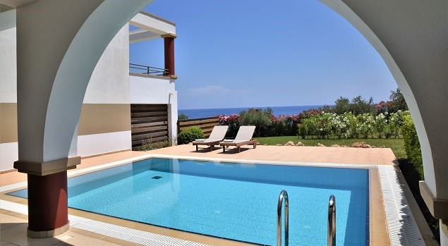 The Kresten Royal Villas Rhodos