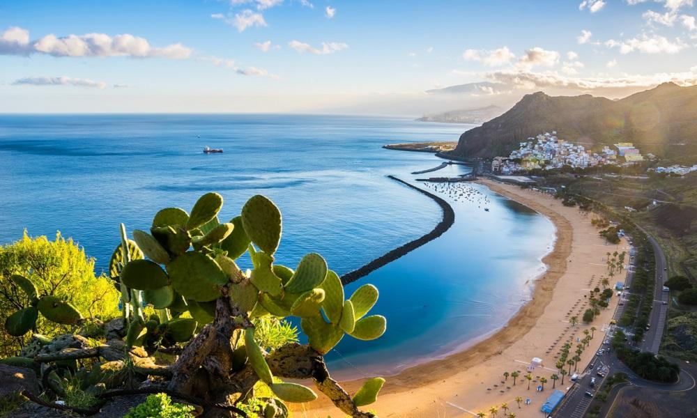 Warmste Canarische eiland