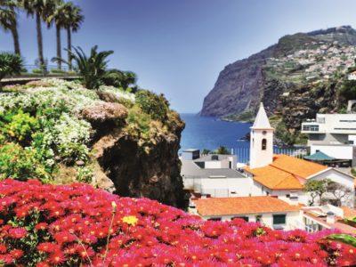 Madeira; bloemenpracht het hele jaar door