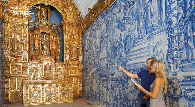 Cultuur aan de Algarve