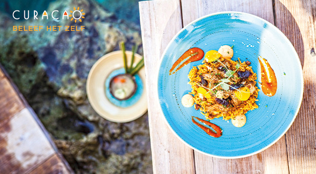 Culinair genieten op Curaçao