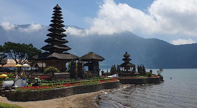 Patrick op Bali