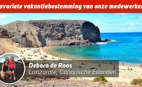 Debora's Lanzarote