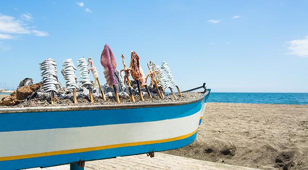 Playa del Dedo - Malaga
